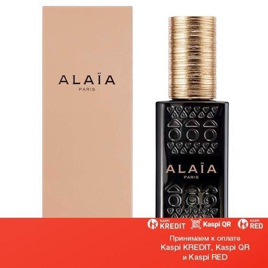 Azzedine Alaia Alaia парфюмированная вода объем 100 мл + 75 мл b/l + 50 мл sh/g(ОРИГИНАЛ)