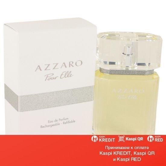 Azzaro Pour Elle парфюмированная вода объем 75 мл refill(ОРИГИНАЛ)