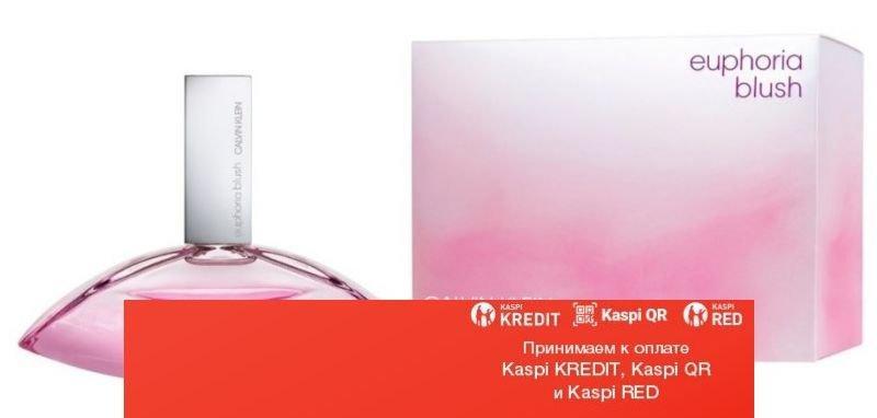 Calvin Klein Euphoria Blush парфюмированная вода объем 100 мл тестер(ОРИГИНАЛ)