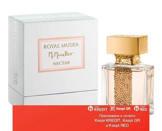M. Micallef Royal Muska Nectar парфюмированная вода объем 30 мл(ОРИГИНАЛ)