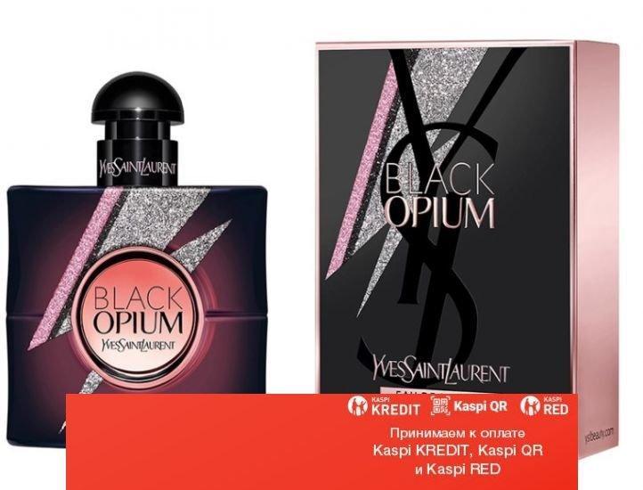 Yves Saint Laurent Black Opium Storm Illusion парфюмированная вода объем 50 мл тестер(ОРИГИНАЛ)
