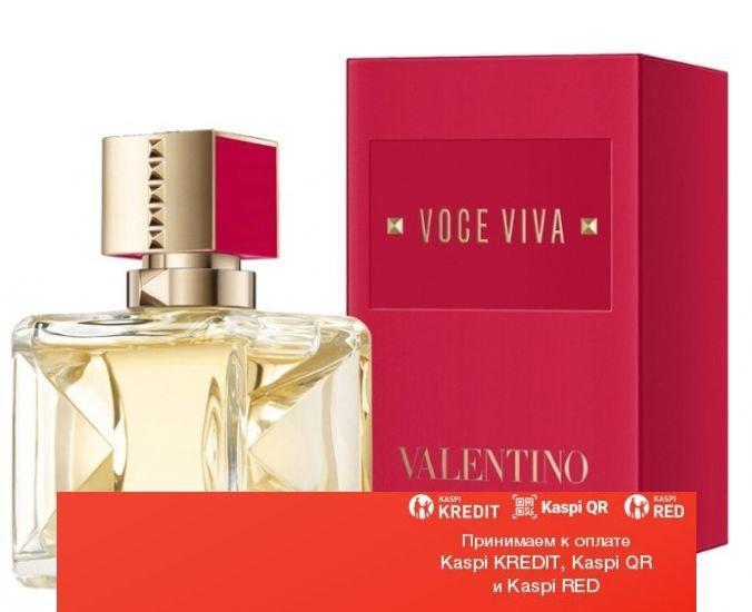 Valentino Voce Viva парфюмированная вода объем 100 мл тестер (ОРИГИНАЛ)