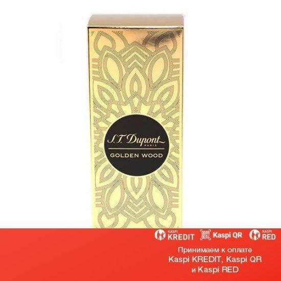 S.T. Dupont Golden Wood парфюмированная вода объем 100 мл(ОРИГИНАЛ)