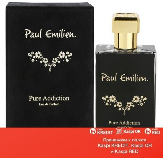 Paul Emilien Pure Addiction парфюмированная вода объем 50 мл(ОРИГИНАЛ)