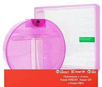 Benetton Inferno Paradiso Pink туалетная вода объем 100 мл(ОРИГИНАЛ)