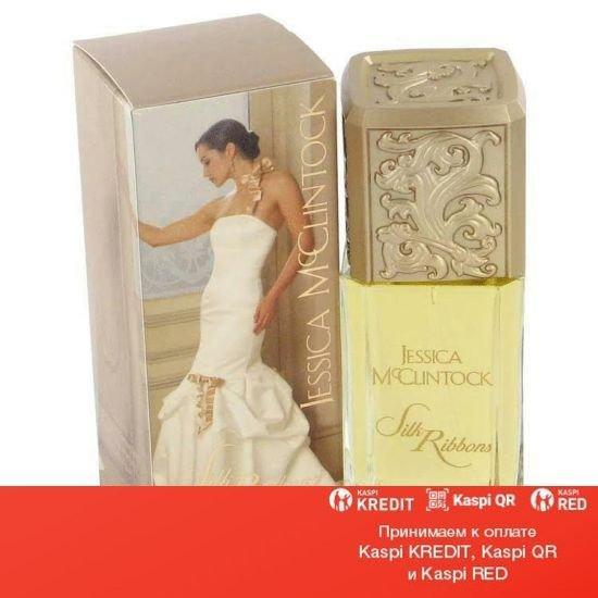 Jessica McClintock Silk Ribbons парфюмированная вода объем 100 мл тестер(ОРИГИНАЛ)