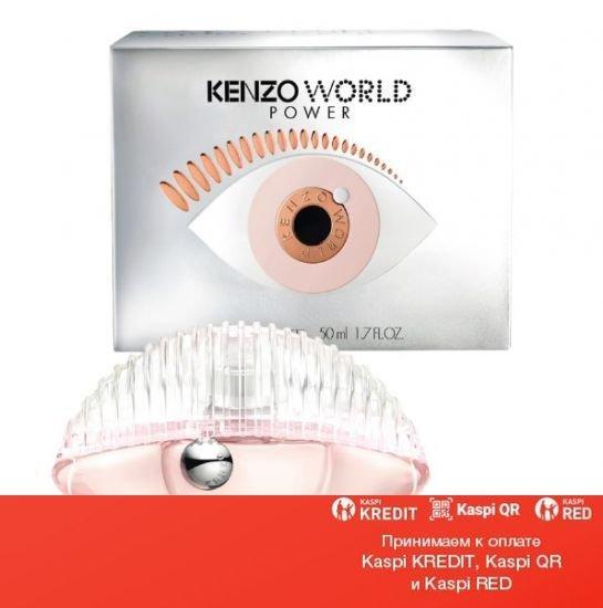 Kenzo World Power Eau De Toilette туалетная вода объем 1 мл(ОРИГИНАЛ)
