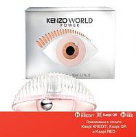 Kenzo World Power Eau De Toilette туалетная вода объем 75 мл (ОРИГИНАЛ)