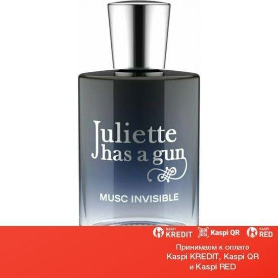 Juliette Has A Gun Musc Invisible парфюмированная вода объем 100 мл(ОРИГИНАЛ)