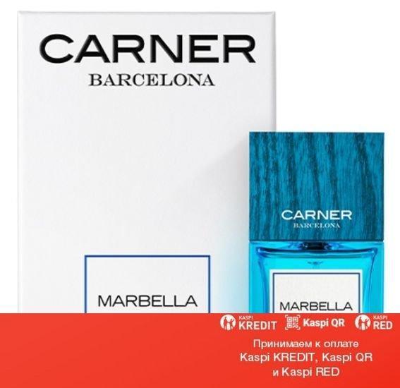 Carner Barcelona Marbella парфюмированная вода объем 100 мл тестер (ОРИГИНАЛ)