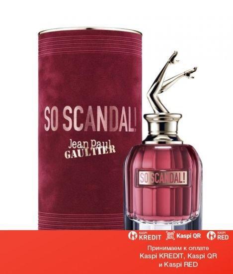 Jean Paul Gaultier So Scandal парфюмированная вода объем 50 мл (ОРИГИНАЛ)