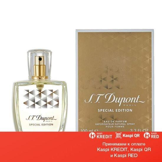 S.T. Dupont Special Edition Pour Femme парфюмированная вода объем 100 мл тестер(ОРИГИНАЛ)