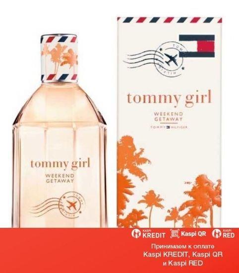 Tommy Hilfiger Tommy Girl Weekend Getaway туалетная вода объем 100 мл тестер(ОРИГИНАЛ)