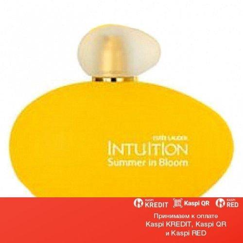 Estee Lauder Intuition Summer In Bloom парфюмированная вода объем 100 мл(ОРИГИНАЛ)