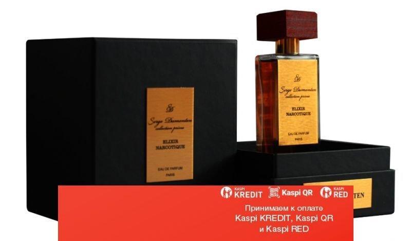 Serge Dumonten Elixir Narcotique парфюмированная вода объем 50 мл (ОРИГИНАЛ)