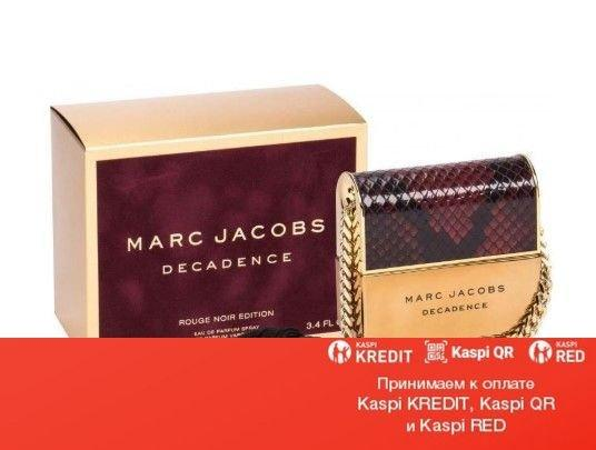 Marc Jacobs Decadence Rouge Noir Edition парфюмированная вода объем 100 мл(ОРИГИНАЛ)