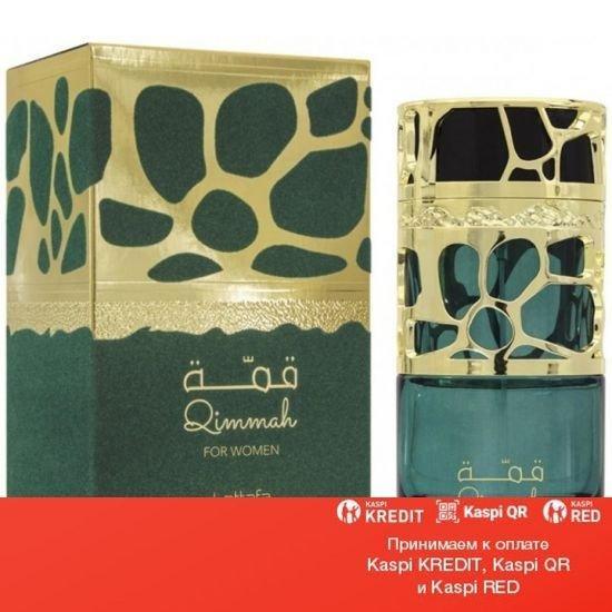 Lattafa Perfumes Qimmah for women парфюмированная вода объем 100 мл(ОРИГИНАЛ)