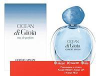 Giorgio Armani Ocean di Gioia парфюмированная вода объем 100 мл тестер(ОРИГИНАЛ)