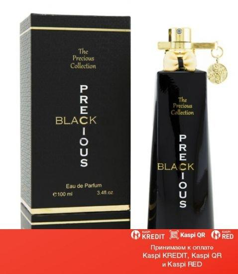 Afnan Precious Black парфюмированная вода объем 100 мл(ОРИГИНАЛ)