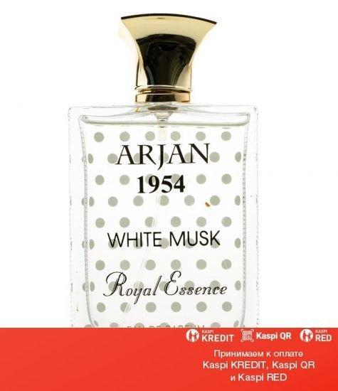 Noran Perfumes Arjan 1954 White Musk парфюмированная вода объем 100 мл тестер(ОРИГИНАЛ)