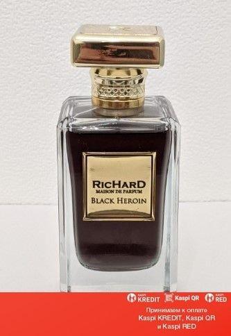 Richard Black Heroin парфюмированная вода объем 100 мл(ОРИГИНАЛ)