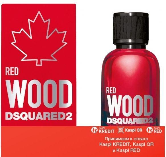 DSquared2 Red Wood туалетная вода объем 100 мл(ОРИГИНАЛ)