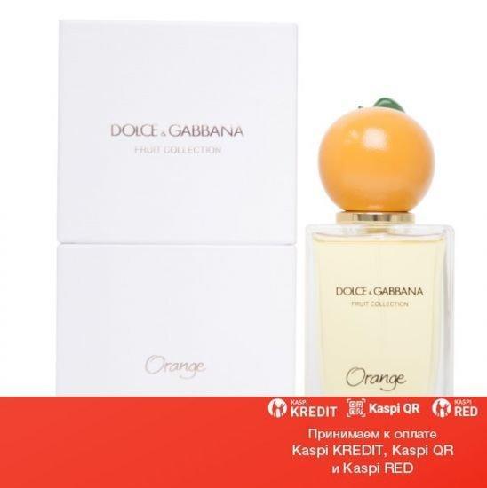 Dolce & Gabbana Fruit Collection Orange туалетная вода объем 150 мл(ОРИГИНАЛ)