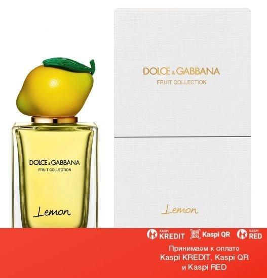 Dolce & Gabbana Fruit Collection Lemon туалетная вода объем 1,5 мл(ОРИГИНАЛ)