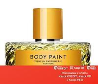 Vilhelm Parfumerie Body Paint парфюмированная вода объем 50 мл(ОРИГИНАЛ)