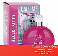 Koto Parfums Hello Kitty Call Me Princess туалетная вода объем 50 мл тестер(ОРИГИНАЛ)