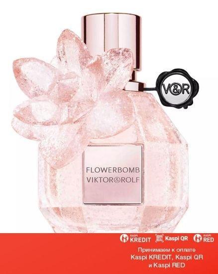 Viktor & Rolf Flowerbomb Pink Crystal Limited Edition парфюмированная вода объем 50 мл(ОРИГИНАЛ)