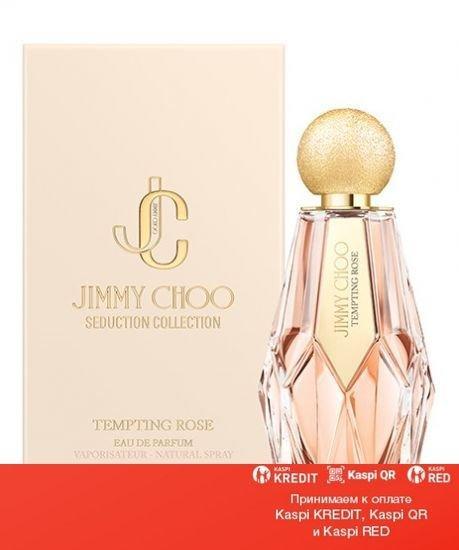 Jimmy Choo Tempting Rose парфюмированная вода объем 125 мл тестер (ОРИГИНАЛ)