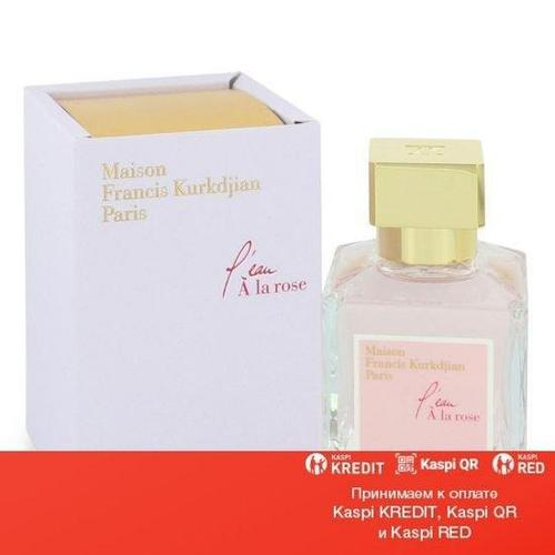Maison Francis Kurkdjian L'eau A la Rose парфюмированная вода объем 70 мл тестер (ОРИГИНАЛ)