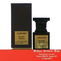 Tom Ford Black Violet парфюмированная вода объем 50 мл тестер (ОРИГИНАЛ)