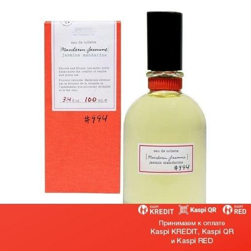 GAP Mandarin Jasmine No 094 туалетная вода объем 100 мл тестер(ОРИГИНАЛ)