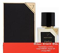 Vertus Night Dose парфюмированная вода объем 3*10 мл refill (ОРИГИНАЛ)