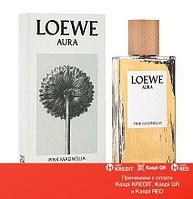Loewe Aura Pink Magnolia парфюмированная вода объем 100 мл тестер(ОРИГИНАЛ)