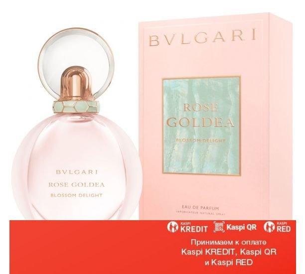 Bvlgari Rose Goldea Blossom Delight парфюмированная вода объем 75 мл тестер(ОРИГИНАЛ)