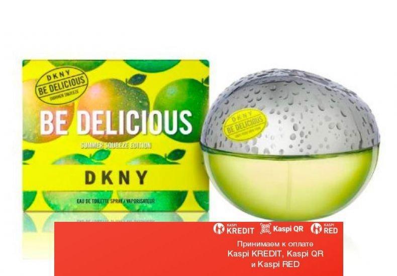 Donna Karan DKNY Be Delicious Summer Squeeze туалетная вода объем 50 мл тестер(ОРИГИНАЛ)