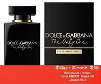 Dolce & Gabbana The Only One Eau de Parfum Intense парфюмированная вода объем 50 мл(ОРИГИНАЛ)