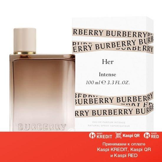 Burberry Her Intense парфюмированная вода объем 100 мл тестер(ОРИГИНАЛ)
