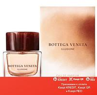 Bottega Veneta Illusione for Her парфюмированная вода объем 50 мл тестер(ОРИГИНАЛ)
