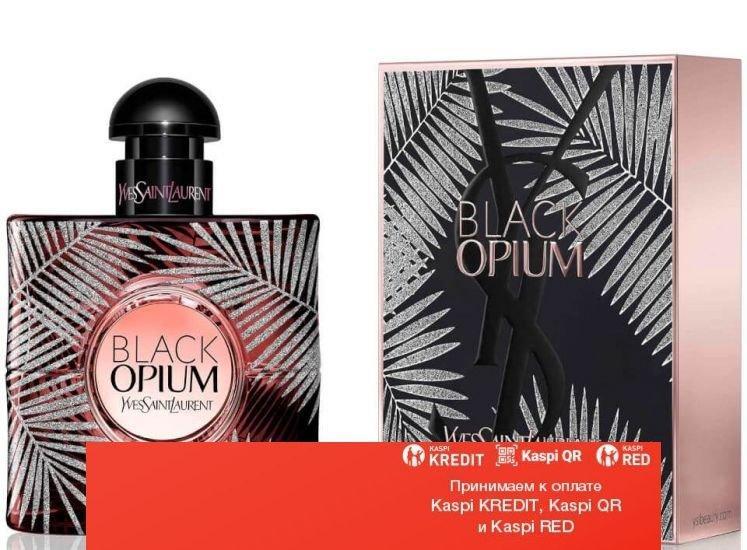 Yves Saint Laurent Black Opium Exotic Illusion парфюмированная вода объем 50 мл тестер(ОРИГИНАЛ)