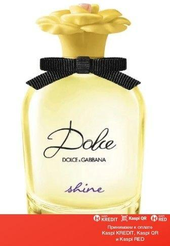 Dolce & Gabbana Dolce Shine парфюмированная вода объем 75 мл тестер (ОРИГИНАЛ)