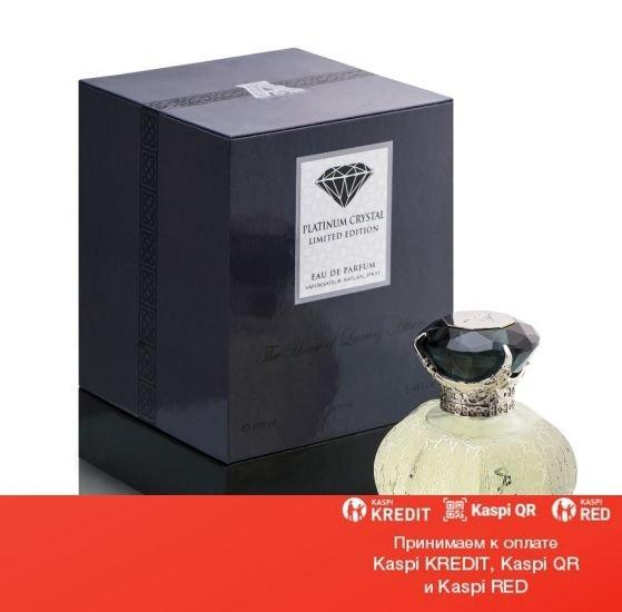 The House Of Luxury Attars Platinum Crystal парфюмированная вода объем 100 мл тестер(ОРИГИНАЛ)