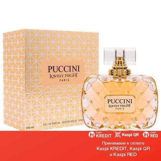 Puccini Lovely Night парфюмированная вода объем 100 мл тестер(ОРИГИНАЛ)