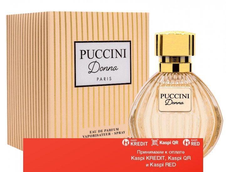 Puccini Donna парфюмированная вода объем 100 мл(ОРИГИНАЛ)