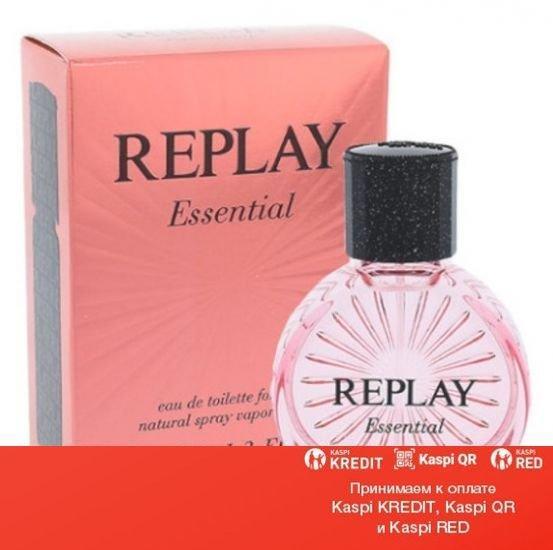 Replay Essential for Her туалетная вода объем 60 мл(ОРИГИНАЛ)