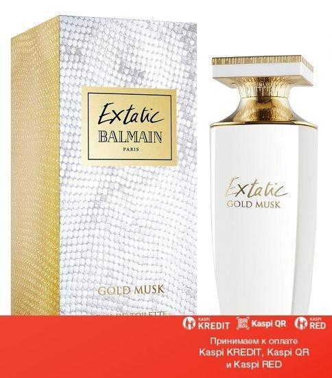 Balmain Extatic Gold Musk туалетная вода объем 90 мл(ОРИГИНАЛ)
