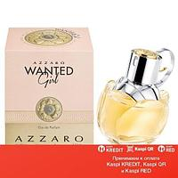 Azzaro Wanted Girl парфюмированная вода объем 80 мл(ОРИГИНАЛ)